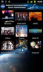La aplicación oficial de la NASA: NASA App