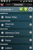 Mighty Grocery Lista de compra