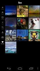 500px - L'appli officielle de la plateforme photo