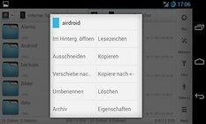 Solid Explorer Beta2 - Dateimanager Deluxe!