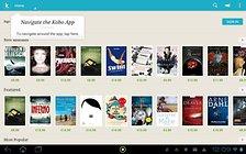 Kobo, app perfetta per gli ebook