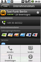 cab4me - Taxis einfach ordern