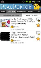 DealDoktor Schnäppchen App - mal ein anderer Arztbesuch!