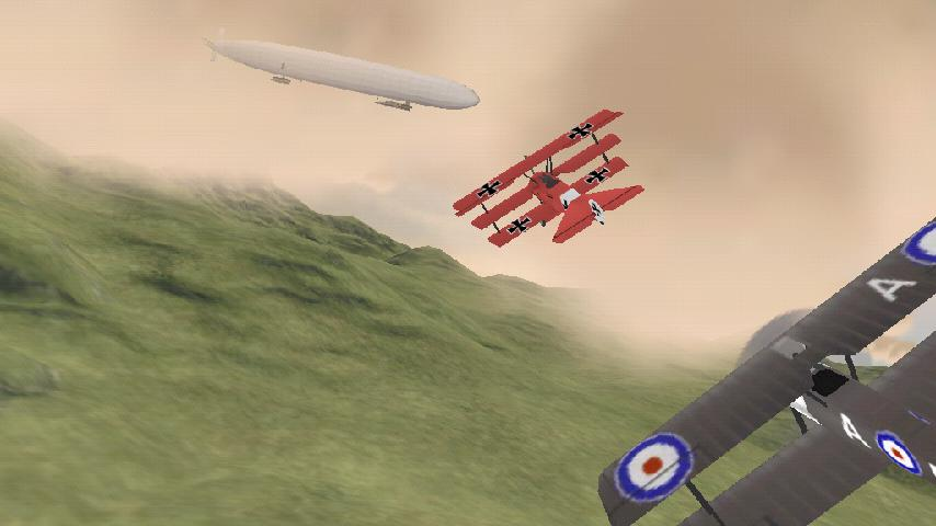Plane Fighting Games >> Dogfight - WWI Fighter Simulator   AndroidPIT