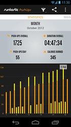 runtastic PushUps PRO – Mettiti in forma con lo smartphone