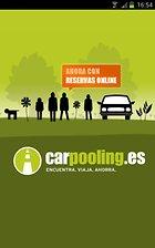Una forma barata y cómoda de viajar con carpooling.es - Actualización