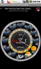 eWeather HD - Che tempo fa con tante funzioni e widget