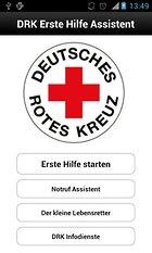 Erste Hilfe DRK - Der mobile Lebensretter