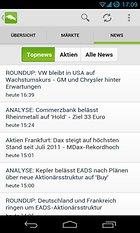 Börse & Aktien - BörsennewsApp