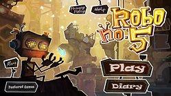 Robo5 - Puzzle sombre à la sauce Wall-E