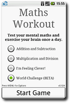 Maths Workout Lite