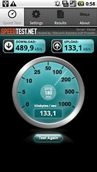 Speedtest.net Speed Test