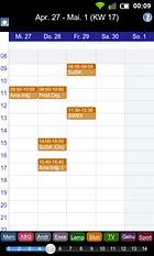 Business Calendar – Termine im Auge behalten