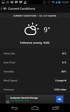 Eye In Sky Weather - Design over function?