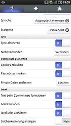 Webbrowser Firefox 4