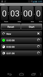 StopWatch & Timer -- Time is On My Side