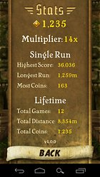 Temple Run -- Go, Indy, Go!