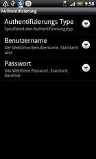 DavDrive - Android Smartphone einfach mit dem PC verwalten