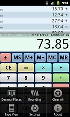 Office Calculator Pro - Une parfaite calculatrice de poche