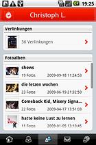 VZ-Netzwerke App - Jetzt wird gegruschelt