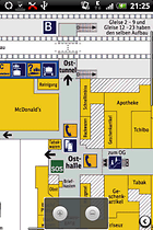 Railnavigator - Verbindungen leicht finden
