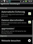 Helfer im Ernstfall: Das AppMonster Pro