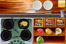Bistro Cook – Ich hab' Hunger!