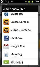 QuickMark Barcode Scanner - escaneie sua vida afora!