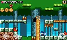 Bloo Kid - Le jeu à l'ancienne comme on les aime