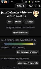 JuiceDefender Ultimate – Plus d'énergie pour votre smartphone