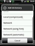 Wörterbuch-Multitalent: Fora Dictionary