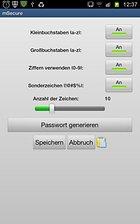 mSecure - Password Manager : La sécurité pour smartphone