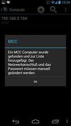 Media Center Control - une Télécommande pour Windows Media Player