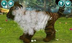 Kinectimals. La mascota virtual.