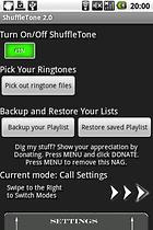 ShuffleTone 2.0 - individuelle Klingeltöne