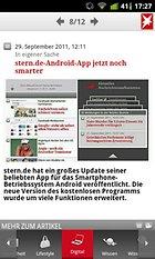 stern.de Mobil - das Nachrichtenportal im Hosentaschen-Format