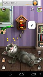 Talking Tom Cat 2 Free - Votre animal domestique sur Android