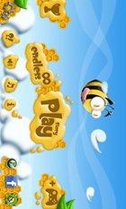 Tiny Bee -- Up, up, up and awaaay!