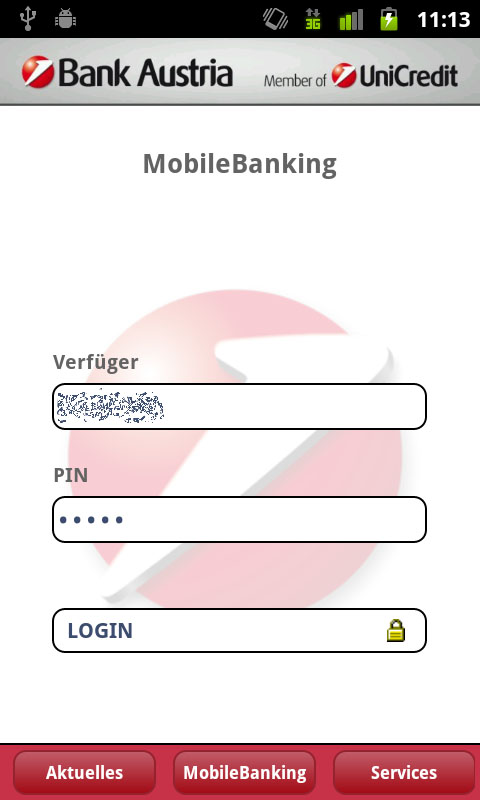 Bank Austria Mobilebanking Androidpit