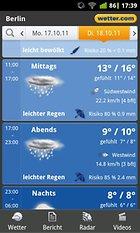 wetter.com - das nächste Wetter.com bestimmt!