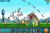 Cartoon Wars - Savez-vous diriger une armée ? Jouez pour le savoir !