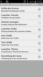 CircleLauncher - Bessere Ordner für deinen Homescreen