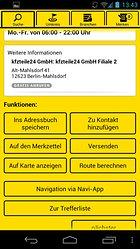 Gelbe Seiten - das Branchenbuch in digitaler Form
