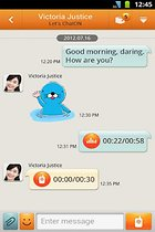 ChatON - Samsungs Messenger
