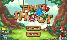 Tournage fruits Fruit Shoot – Visez droit, visez juste