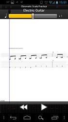 Guitar Pro Tab Player - Für den mobilen Gitarristen