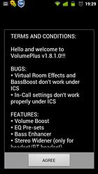 Volume+ (Sound Boost)