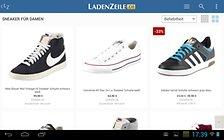 Ladenzeile.de - die App zum Portal