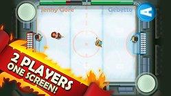 Ice Rage - De l'action sur la glace
