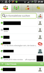 ICQ Mobile for Android